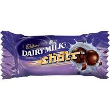 Dairy Milk Shots