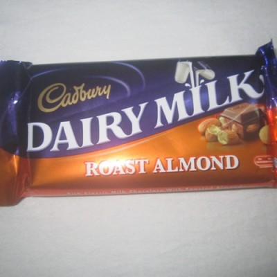 Dairy Milk Roast Almond
