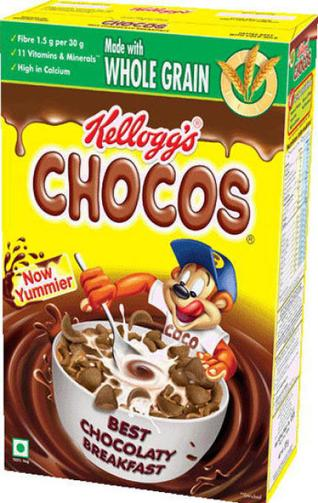 Whole Grain Chocos