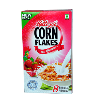 Strawberry Flakes