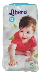 XL 12-17 KG-Diapers
