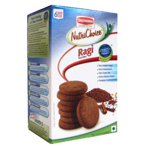 Nutri Choice Ragi Biscuits